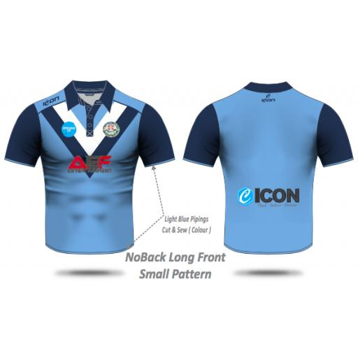 Swinton Moorside CC Senior T20 Shirt - Short Sleeve