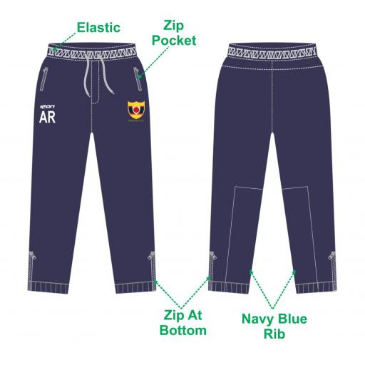 Maghull CC Slim Fit Track Pants