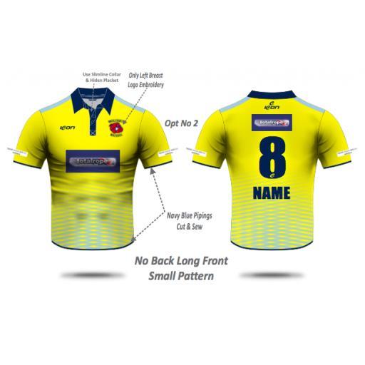 Micklehurst CC T20 Shirt - Short Sleeve