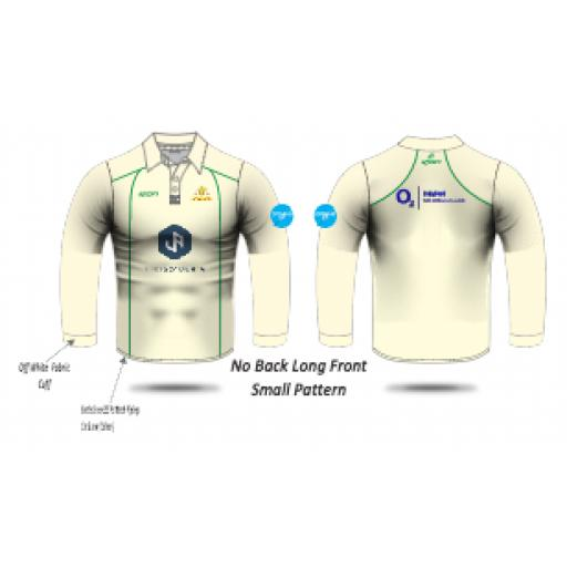 Rainford CC Playing Shirt - Long Sleeve