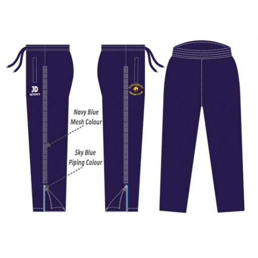 Queensbury CC Microstretch Track Pants