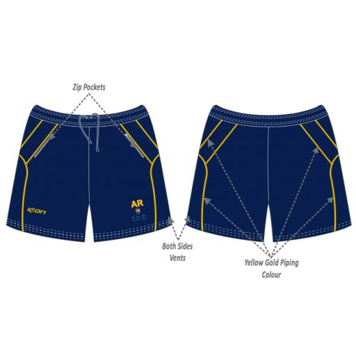 UCB Cricket Training Shorts