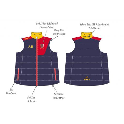 Formby CC Puffer Vest