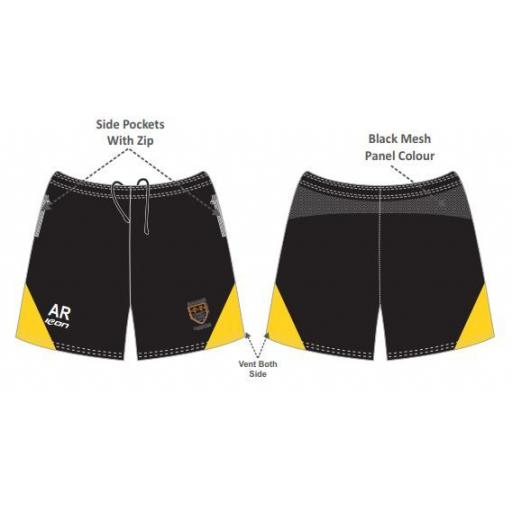 Burscough CC Training Shorts