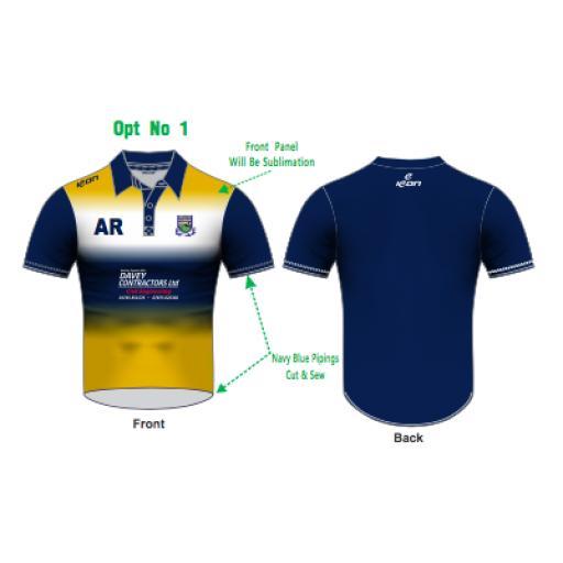 Prestatyn CC Polo Shirt