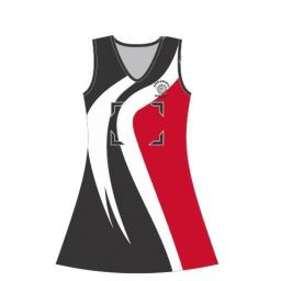 SADDLEWORTH NETBALL CLUB DRESS