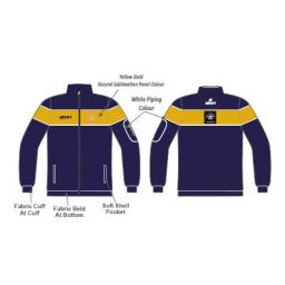 Walton-le-Dale CC Travel Jacket