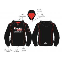The Cricket Asylum Ultimate Academy Hoodie
