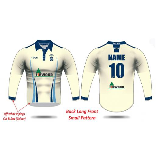 FIRWOOD BOOTLE CC Playing Shirt - Long Sleeve