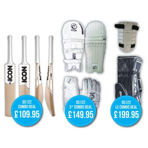 Icon Junior DS122 Bundle