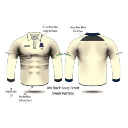 Highfield CC Playing Shirt - Long Sleeve