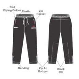 Addingham CC Slim Fit Track Pants