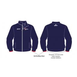 NFBA Track Jacket - Full Zip