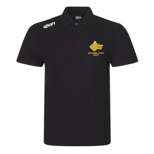 Walsden C & BC Staff Polo Shirt - Men's