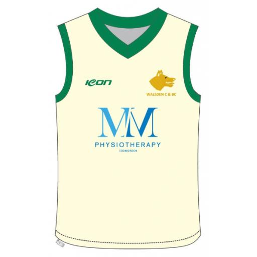 Walsden CC Sweater - Sleeveless