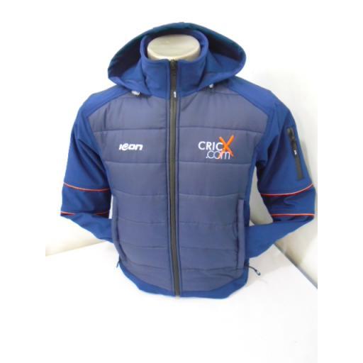 CricX Sub Zero Jacket