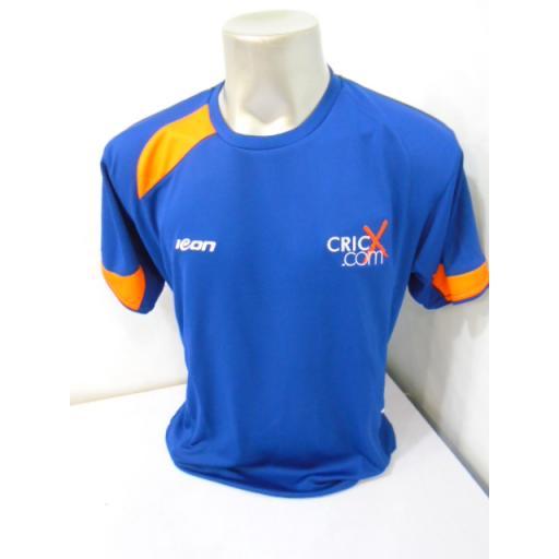 CricX Training T-shirt