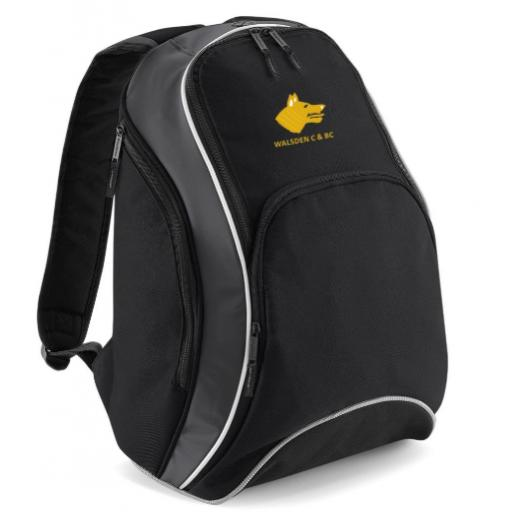 Walsden CC Backpack