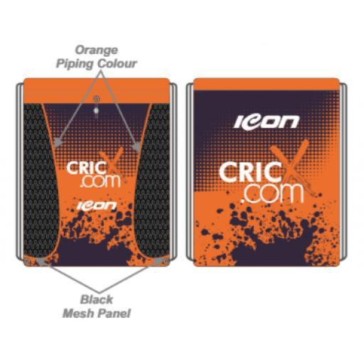 CricX Accessories Bag