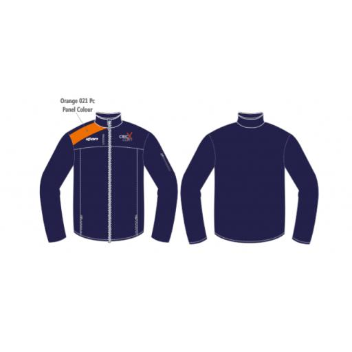 CricX Softshell Jacket