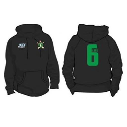 6ers Sports Performance Hoodie - Adults
