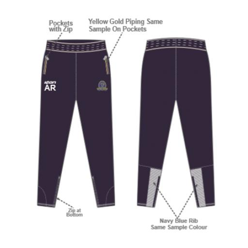 Highfield CC Skinny Fit Track Pants