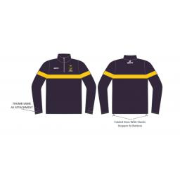 Heywood C.C 1/4 Zip Sublimated Training Top