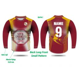 Fordhouses CC Long SleeveT20 SHIRT