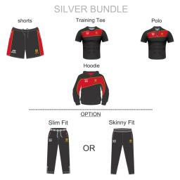 Bradford & Bingley CC Silver Bundle