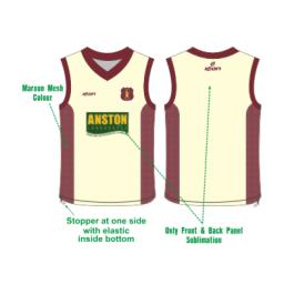 Welton CC JUNIOR Sleeveless Sweater