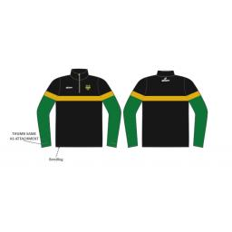 Shenley Fields SYS 1/4 Zip Sublimated Training Top