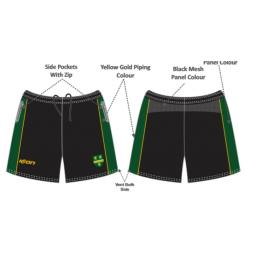 Shenley Fields SYS Training Shorts