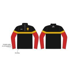 Bradford & Bingley CC 1/4 Zip Sublimated Training Top