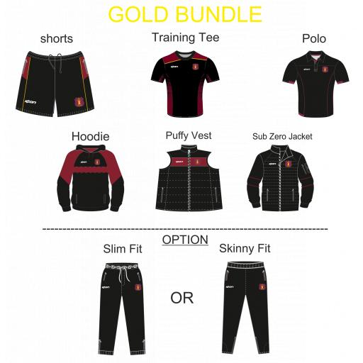 Welton CC Gold Bundle