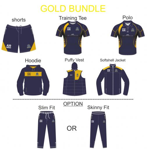 Highfield CC Gold Bundle