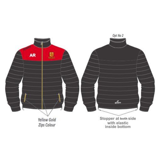 Bradford & Bingley CC Puffer Jacket