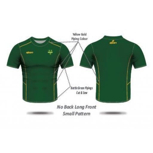 Shenley Fields SYS Training T-shirt