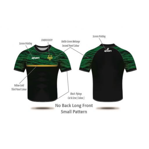 Shenley Fields SYS Melange T-Shirt