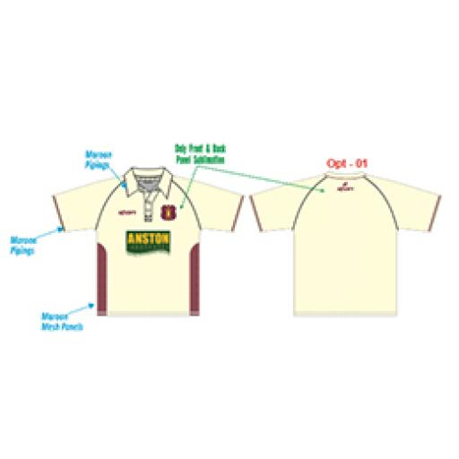 Welton CC JUNIOR Playing Shirt - Short Sleeve