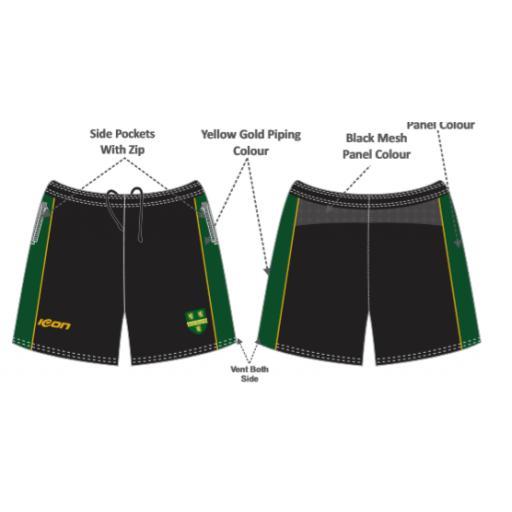 Shenley Fields SYS Training Shorts