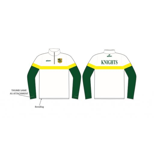 Den Haag Knights 1/4 Zip Training Top
