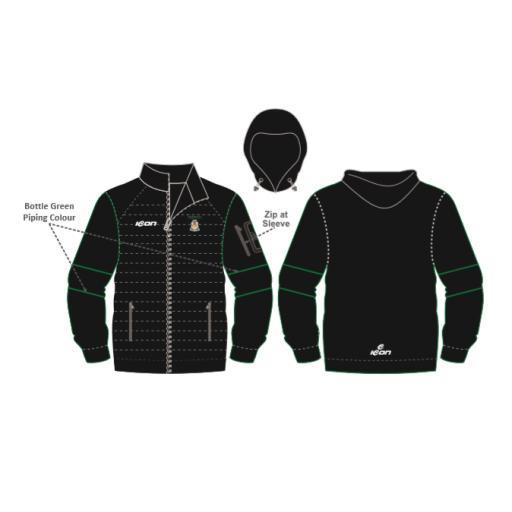Moorside C & BC Sub Zero Jacket