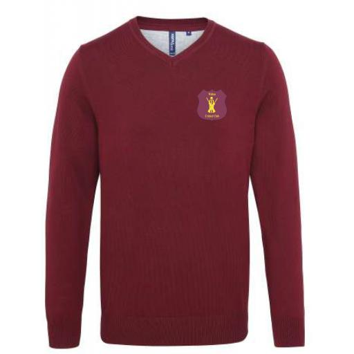 Welton CC V-Neck Sweater