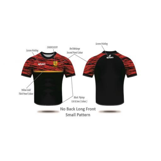 Bradford & Bingley CC Melange T-Shirt