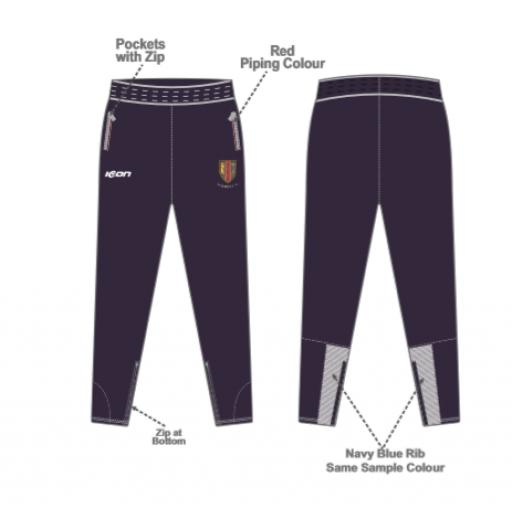 Formby CC Skinny Fit Training Pants