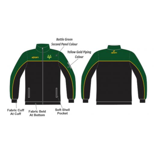 Shenley Fields SYS Travel Jacket
