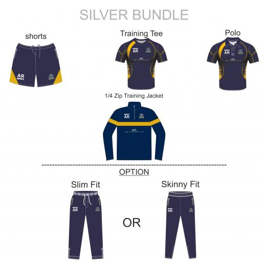 Highfield CC Silver Bundle