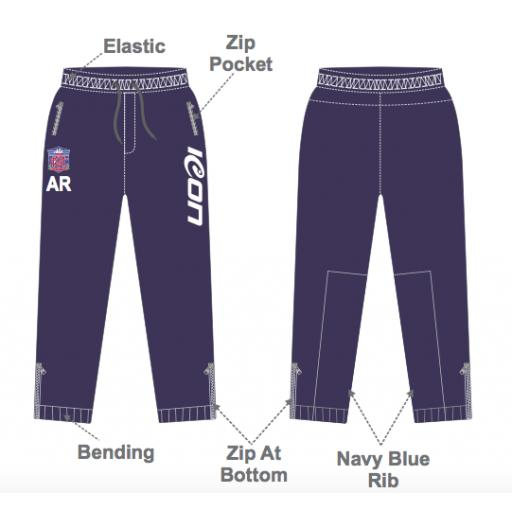 Monton Slim Fit Track Pants