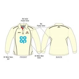 Addingham CC Playing Shirt - Long Sleeve