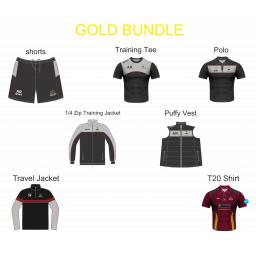 Werneth CC Gold Bundle
